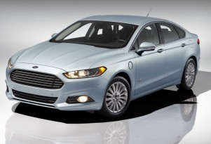 2013 Ford Fusion Energi: 21 Miles Of Electric Range From Plug-In Hybrid