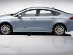 2013 Ford Fusion Energi