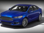 2013 Ford Fusion Hybrid Gets EPA-Approved 47MPG All-Round