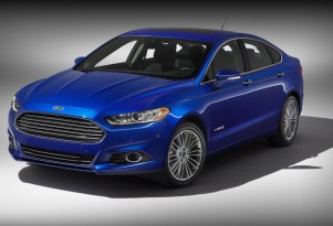 2013 Ford Fusion: Full Details Of All-New Mid-Size Sedan At Detroit Auto Show