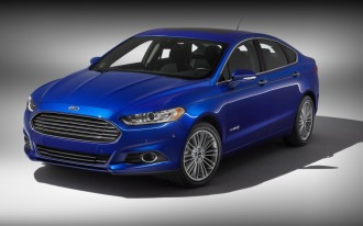 2013 Ford Fusion Preview: 2012 Detroit Auto Show