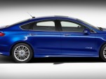 2013 Ford Fusion Hybrid Offers Fans A Chance To Give Back