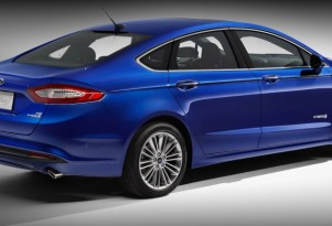 With 2013 Fusion Hybrid On The Way, Ford Touts 461 Patents