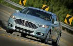 2013 Ford Fusion Hybrid Titanium: Hybrid Goes High-End