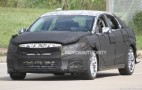 2013 Ford Fusion (Mondeo) Spy Video