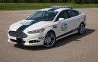 2013 Ford Fusion NASCAR Sprint Cup Pace Car Going To Lucky Fan