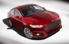 2013 Ford Fusion Debuts With Gas, Hybrid, And Plug-In Efficiency
