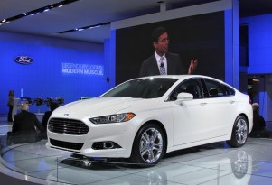2013 Ford Fusion Start-Stop System Priced At Just $295
