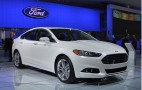 2013 Ford Fusion Live Photos: 2012 Detroit Auto Show