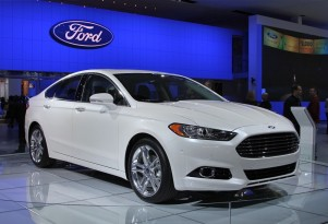 2013 Ford Fusion: Redesigned Mid-Size Family Sedan