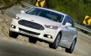 2013 Ford Fusion Earns IIHS Top Safety Pick Award