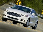 2013 Ford Fusion Video Road Test