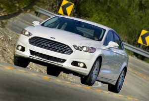 2013 Ford Fusion Recalled For Steering Clip Flaw