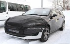 2013 Ford Mondeo Turnier Wagon Spy Shots