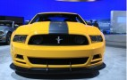 2013 Ford Mustang Boss 302 Live Photos: 2011 L.A. Auto Show