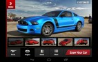 Customize Your Dream 2013 Ford Mustang With Downloadable App