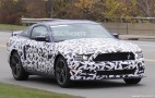 2013 Ford Mustang Spy Shots