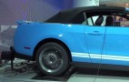 Ford Previews 2012 NAIAS Display, Includes 650-HP Mustang GT 500 Convertible: Video