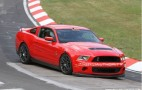 UAW-Ford Contract Reveals 2013 Shelby GT500 To Get 5.8-Liter Supercharged V-8