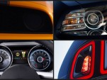 2013 Ford Mustang teaser