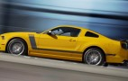 2013 Mustang, Ferrari Spy Shots, Jaguar XF Diesel: Today's Car News
