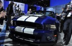 2013 Ford Shelby GT500 Convertible Live Photos: 2012 Chicago Auto Show