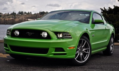 2013 Ford Mustang Photos