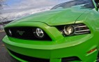 Hold Up - New Report Says Four-Cylinder Mustang Will Reach U.S.