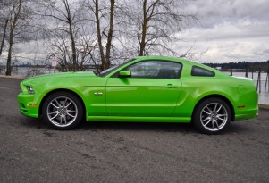 2013 Ford Mustang Reviewed, 2011 Nissan Leaf Drive Report: Car News Headlines