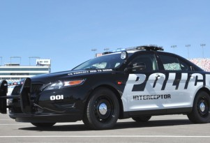 2013 Ford Police Interceptor concept