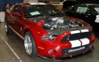 2013 Shelby GT500 Super Snake Continues Construction: Gallery