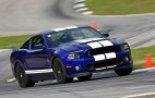 Ford Mustang Shelby GT500 Laps The Nürburgring: Video