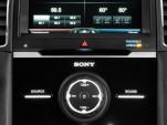 2013 Ford Taurus 4-door Sedan Limited FWD Temperature Controls