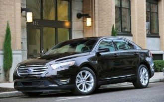 Ford Taurus, Explorer, Lincoln MKS Get Five-Star Crash Ratings