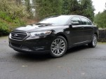 2013 Ford Taurus EcoBoost: Full-Size Goes Four-Cylinder