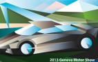 Motor Authority's Top Ten Debuts Of The 2013 Geneva Motor Show