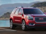 2013 GMC Acadia SLT