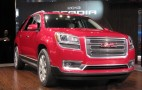 2013 GMC Acadia Preview