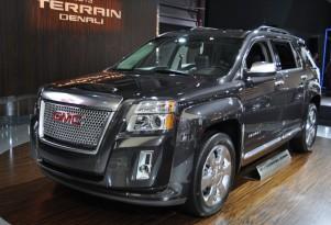 2013 GMC Terrain Denali Walkthrough: 2012 New York Auto Show