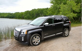 2013 GMC Terrain Denali: First Drive And Video Road Test