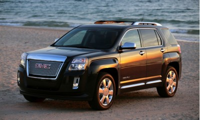 2013 GMC Terrain Photos