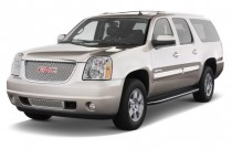 2013 GMC Yukon XL 2WD 4-door 1500 Denali Angular Front Exterior View