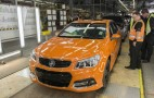 Holden to end vehicle production in Australia in 2017