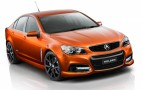 2014 Chevy SS Gets Closer With Reveal Of New Holden Commodore SS V