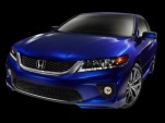 2013 Honda Accord Coupe fitted with Honda Factory Performance package