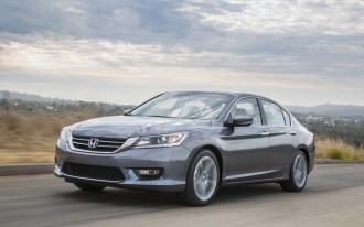 2013 Honda Accord Video Road Test