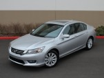 2013 Honda Accord V6 Touring  -  Driven