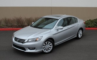 2013 Honda Accord V6 Touring: Driven