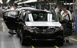 Honda Accord Hybrid, Nissan Murano To Be Built In U.S.