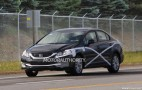 2013 Honda Civic Spy Shots